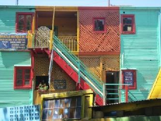 CITY TOURS PRIVADOS EN BUENOS AIRES EL TANGO DE CAMINITO EN LA BOCA City tours in Buenos Aires