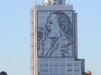 MONUMENTO A EVITA PERON CITY TOURS IN BUENOS AIRES City tours in Buenos Aires