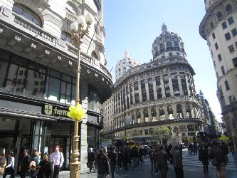 Sightseeing Buenos Aires Down Town City tours in Buenos Aires