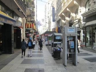 CITYTOURS IN BUENOS AIRES LA CALLE PEATONAL FLORIDA City tours in Buenos Aires