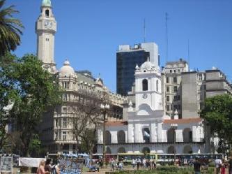 ALEMAN PARA VIAJEROS City tours in Buenos Aires