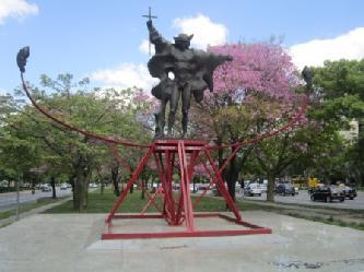BUENOS AIRES TOUR EL OBELISCO DE BUENOS AIRES DOWN TOWN BA City tours in Buenos Aires
